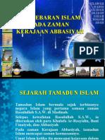 Pel 20 Penyebaran Islam Pada Zaman Kerajaan Abbasiyah