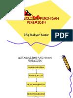 Metabolisme Purin Dan Pirimidin2