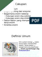 enzim ppt
