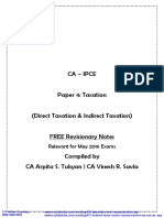 Full Tax Revision Notes