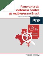 Panorama Da Violência Contra Mulheres No Brasil