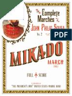 Imslp419667 Pmlp681072 Sousa Mikadomarchpts