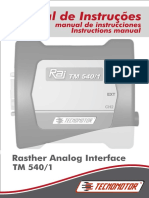 Manual de Instrucoes Tm540 1 Exp