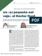 Dialnet-DeElPequenoSalvajeDeTruffautAlDoctorItardDeComoUna-4754830