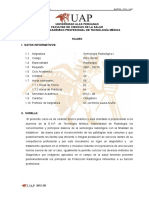 Silabo Semiologia Radiologica i