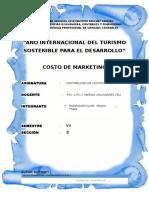 Costos de Marketing