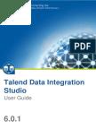 Talend DataIntegration Studio UG 6.0.1 En