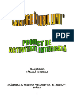 Proiect Grad