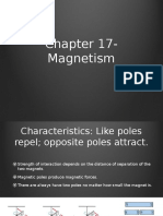 chapter 17- magnetism