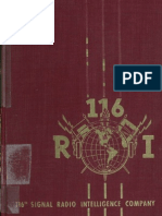 WWII 116th Signal Radio Company