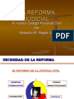 reforma procesal