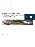 Ultra Low Emission Vehicle Strategy