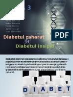 Diabetul Zaharat Si Insipid (1)