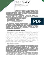 La Interpretación de La Ley en El Nuevo Código Civil y Comercial de La Nación Por Daniel Roque Vítolo