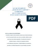Acompañamiento en La Muerte Del Paciente y Familiares, Apoyo Psicológico en El Manejo Del Duelo