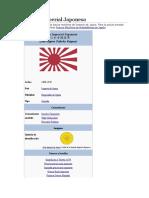 Armada Imperial Japonesa Siglos