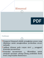 kompresi bimanual