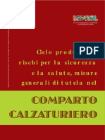 Calzaturiero - ISPESL