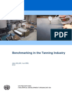 Benchmarking in the Tanning Industry