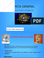 Estructura Atòmica Resumen 1