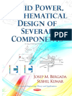 Fluid Power, Mathematical Design of Several Components (2014)