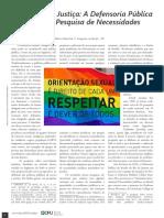 Revista Forum Caminhos Da Justiça a Defensoria Pública Da União e a Pesquisa de Necessidades Jurídicas (2)