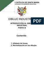 Clase 3 - Introducción Al Dibujo Industrial - Parte III