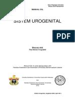 Manual Skills Lab Urogenitalia 2014