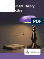 Management Theory and Practice eBook