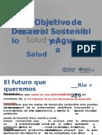 S1b ODS Salud y Agua