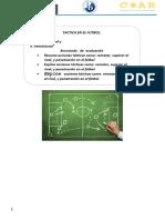 Tactica de Futbol
