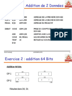 Assembleur Exercice