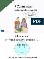 Ch11 1 Tu Commands