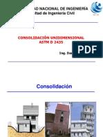 Consolidacion de Suelos