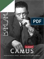 Bacarola - Albert Camus