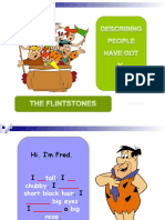 Be Have Got2 -Ppt