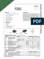 FDPF7N60NZ