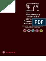 Metodología y Técnicas de Confección