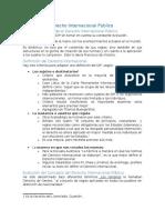 Notas Derecho Internacional Público