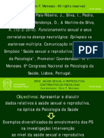 Funcionamento Sexual e Seus Correlatos Na Doenca Neurologica Epilepsia vs Esclerose Multipla