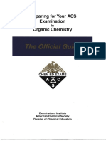 ACS Organic Chemistry - The Official Guide - 9th Printing 2009 (1).pdf