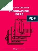 Classy Year Creative Fundraising