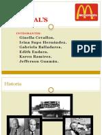 McDonalds Exposición 1