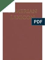 Sumerian Lexicon