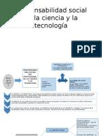 Responsabilidad social de la ciencia y la tecnología.pptx