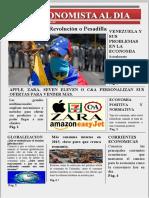 Periodico Economico El Economista Al Dia