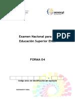 Forma 04 Resuelta