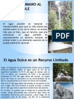 Contaminación Fuentes Hídricas en Colombia