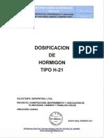 Dosificacion h 21