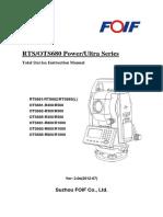 Ts680 User Manual Foif